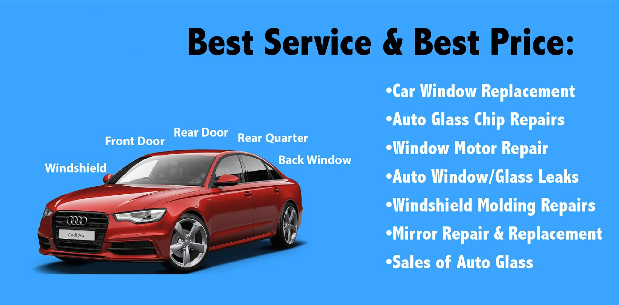 Windshield Repair Near Me >> Auto Glass Repair Near Me